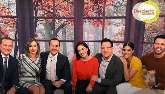 Satcha Pretto, Raúl González,  Carlos Calderón y Francisca Lachapel transmitieron programa desde sus casas y contaron que se cometieron a prueba para descarte de COVID-19. (Foto: Instagram)