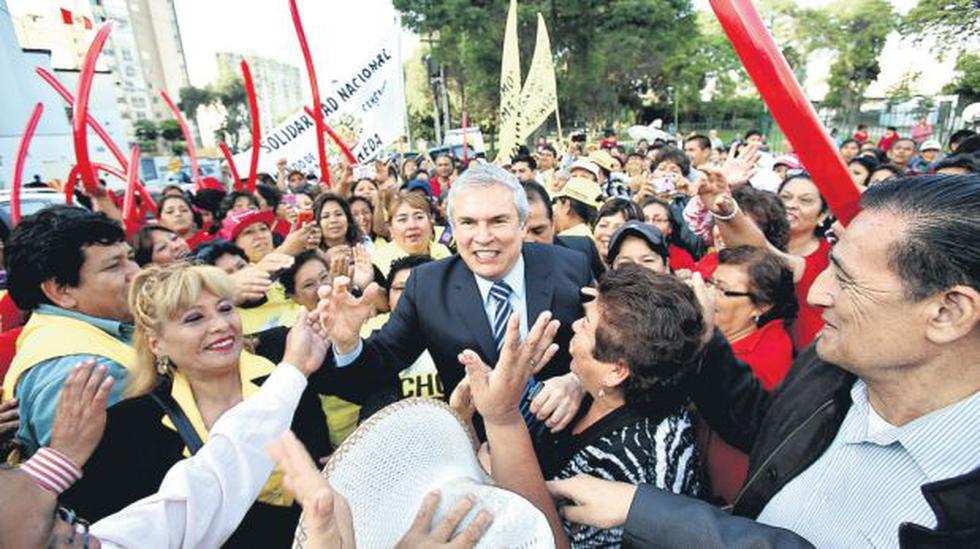 Luis Castañeda: aprobación sube 5 puntos porcentuales en agosto - 1