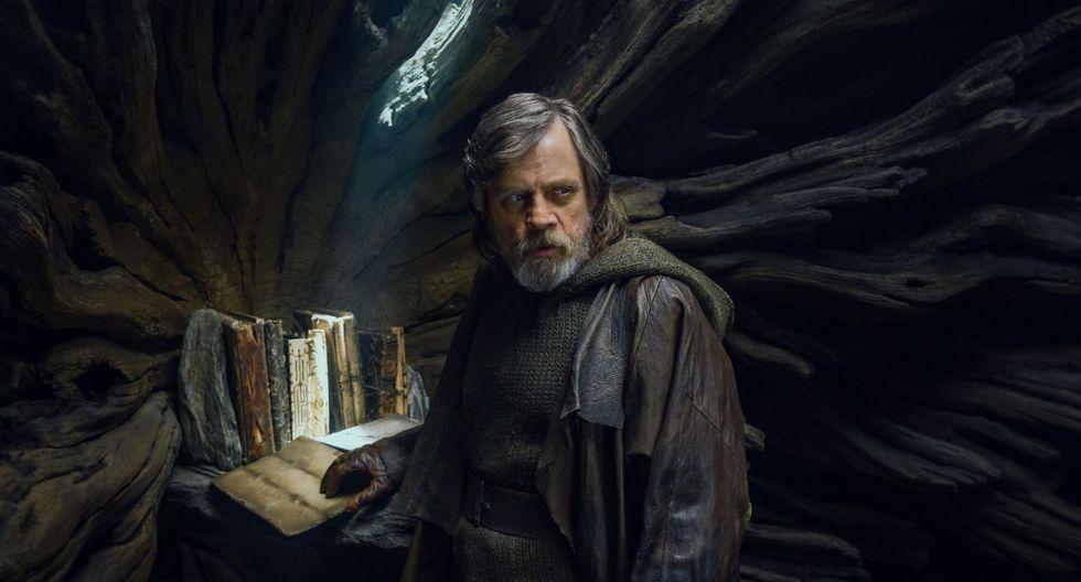 """PUESTO 5: """"Episode VIII: The Last Jedi"""" (2017). Foto: Lucasfilm."""