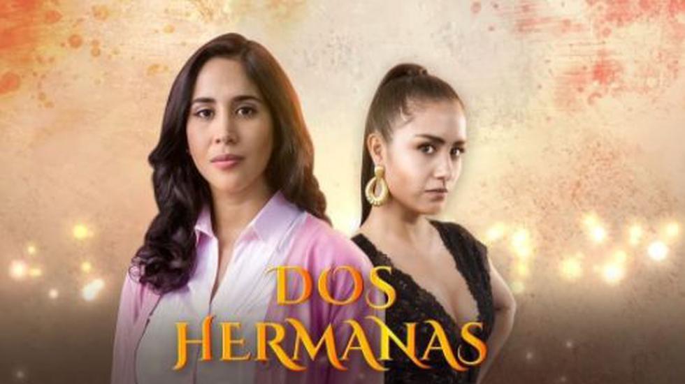"""""""Dos hermanas"""" tiene en los roles protagónicos a Melissa Paredes (Mery Vilca) y Mayella Lloclla (Urpi Vilca / Fiorella Berrospi) : dos hermanas que son separadas tras la muerte de sus padres. (Foto: Instagram / Del Barrio Producciones)"""