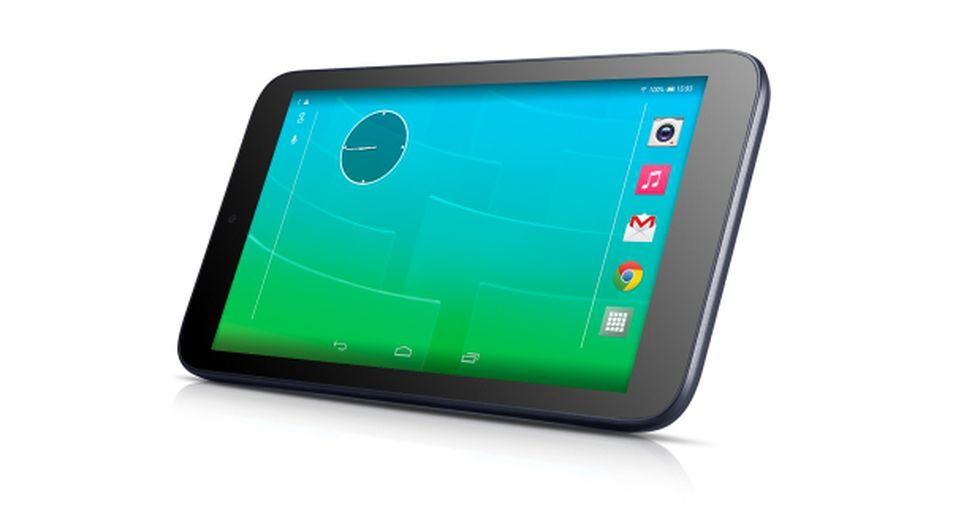 Evaluamos la Alcatel One Touch Pixi 8