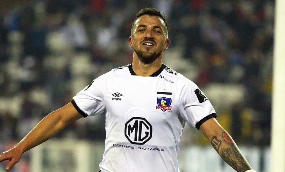 Gabriel Costa piensa en la selección peruana. (Foto: @ColoColo)