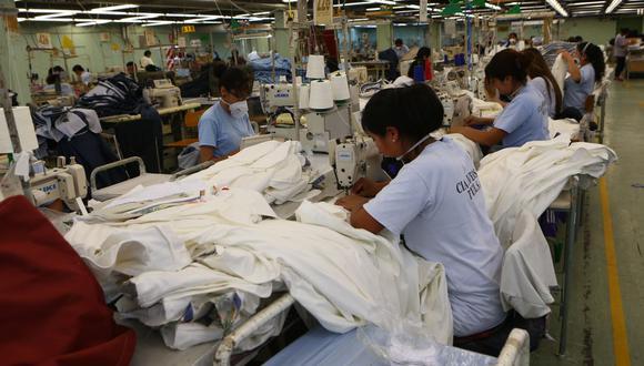 Entre las principales líneas de producto exportados destacan los T-shirt de algodón, cuyos envíos sumaron 13.5 millones de prendas por un valor de US$ 88 millones. (Foto: GEC)