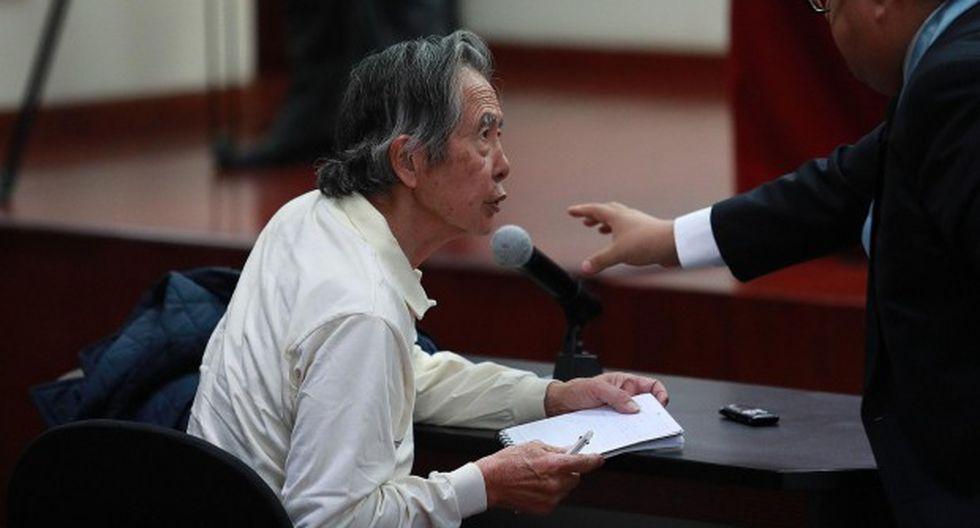 El ex mandatario Alberto Fujimori Fujimori. (Foto: GEC)