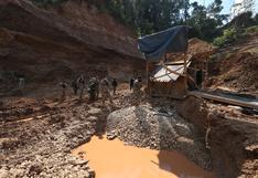 Destruyen 11 campamentos de los mineros ilegales de oro que subsisten en La Pampa