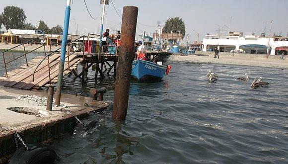 Paracas: incendio de bote turístico dejó cinco heridos
