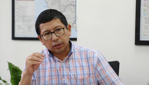 Ministro Edmer Trujillo sería citado por el Congreso para que brinde información tras el incendio del bus interprovincial de la empresa Sajy Bus. (Foto: GEC)