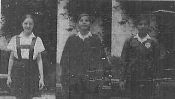 El uniforme escolar único para niños y niñas comenzó a usarse en todos los colegios del país. Foto: Archivo EC