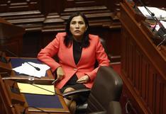 """Flor Pablo a Carolina Lizárraga: """"Como exjueza debe saber lo que es la presunción de inocencia y no jugar sucio"""""""