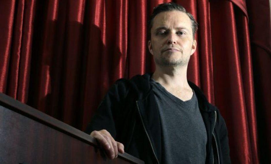 Lucien Greaves, cofundador del Templo Satánico. (Foto: AP)
