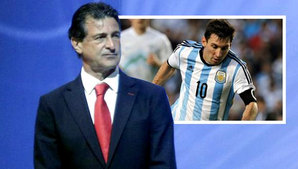 "Kempes cree ""imposible"" que Argentina campeone solo con Messi"