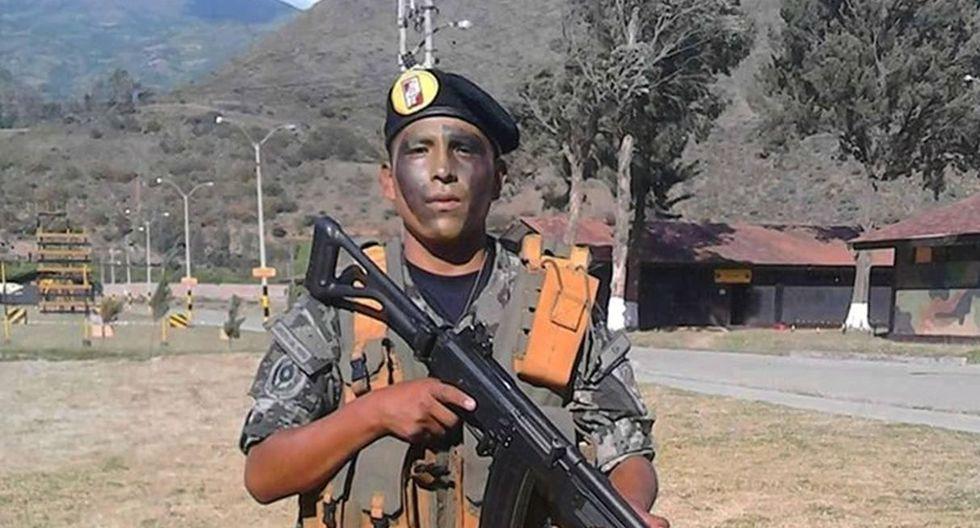 Edwin Silva Pascual prestó servicios en el Ejército. (Foto: Facebook)