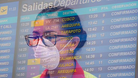 El aeropuerto Jorge Chávez opera a más que el doble de su capacidad. El año pasado fue utilizado por 23,6 millones de pasajeros. Su ampliación estará lista para el 2024.
