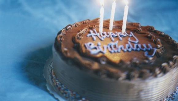 """La canción """"Happy Birthday"""" es un clásico de los cumpleaños en gran parte del mundo. (Foto: AFP/Getty Images)"""