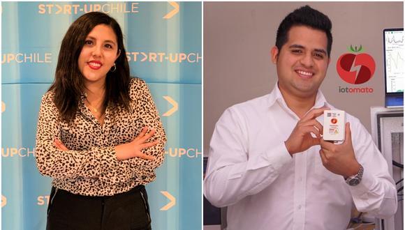 Jóvenes peruanos reconocidos por el MIT.