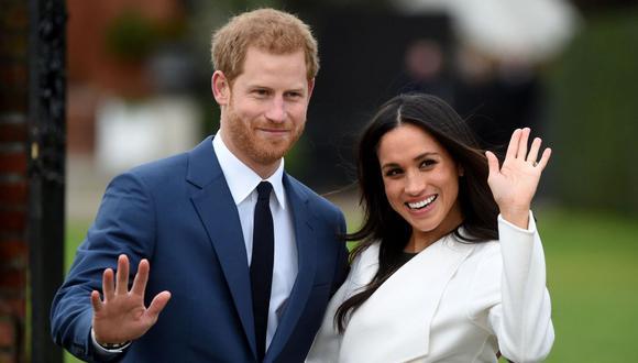 Harry y Meghan Markle conservarán sus títulos de duque y duquesa de Sussex. (Foto: EFE)