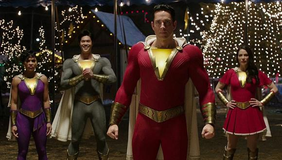 """Shazam! 2"" se titulará oficialmente ""Fury of the Gods"" (Foto: Warner Bros.)"
