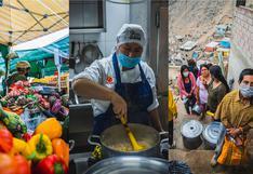 Comida Para Todos Perú: se inicia colecta para brindar almuerzos solidarios