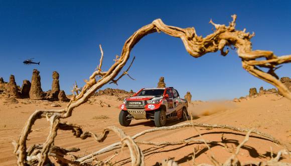 El Dakar se correrá por segundo año en Arabia Saudí. (Foto: Ministerio de Deporte de Arabia Saudí)