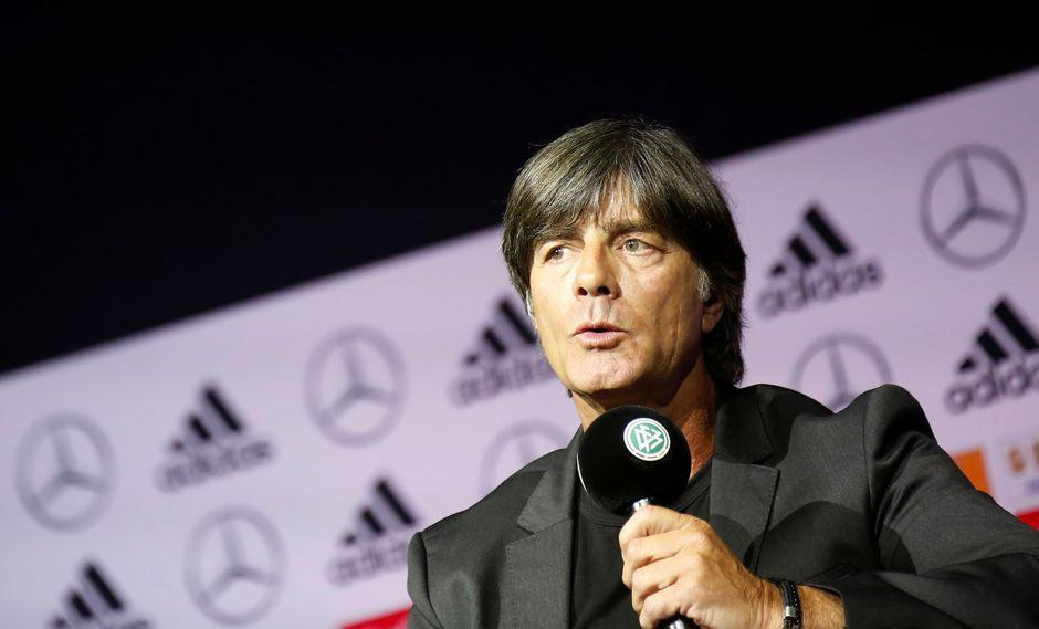 Joachim Löw, técnico de la selección alemana, se manifestó acerca de la posibilidad de dirigir al Real Madrid. El estratega ofreció una conferencia de prensa en Italia, país donde se prepara su equipo para Rusia 2018. (Foto: agencias)