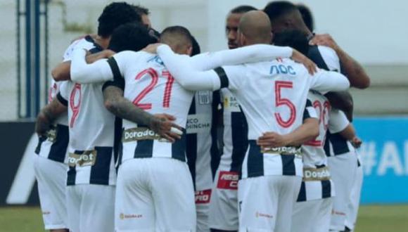 Alianza Lima vuelve a la Liga 1: esta es la carta oficial del TAS que le dio la razón a los íntimos   FOTOS (Foto: Alianza Lima)