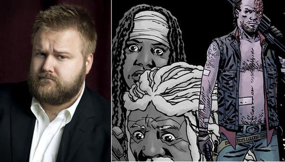 """Creador de """"The Walking Dead"""" arremete contra Marvel"""