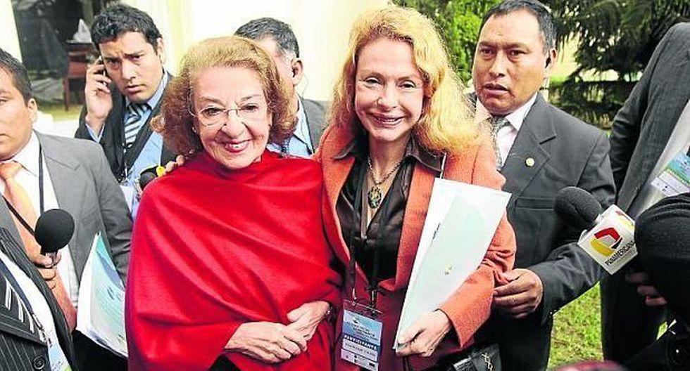 Ecoteva: juez excluye a suegra de Toledo de caso de lavado
