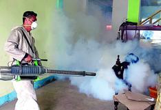 Madre de Dios: fumigarán 24 mil viviendas para evitar propagación del dengue en Tambopata