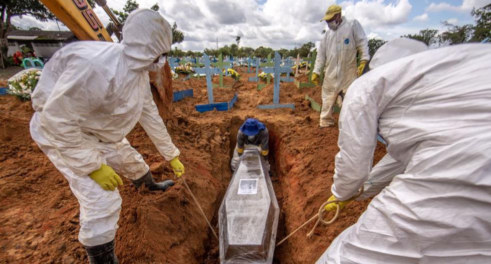 Coronavirus en Brasil   Últimas noticias   Último minuto: reporte de infectados y muertos hoy, jueves 21 de enero del 2021   Covid-19   Jonne Roriz/Bloomberg