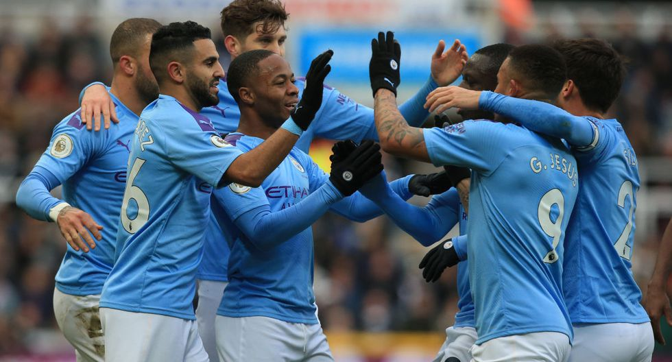 Manchester City medirá fuerzas con Burnley por la Premier League. Conoce los horarios y canales de todos los partidos de hoy, martes 3 de diciembre. (AFP)