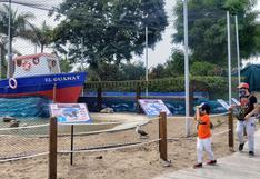 Parque de las Leyendas: conoce el Centro de Interpretación e Investigación de Aves Marinas