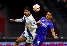 Puebla venció al Cruz Azul de Juan Reynoso por la segunda fecha de la Liga MX