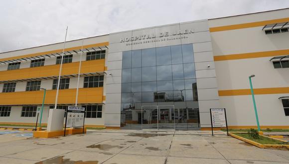Ejecutivo transfiere 27.6 millones de soles para operación del Hospital de Jaén en Cajamarca (Foto: Gobierno Regional de Cajamarca)