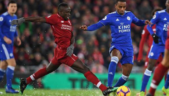 Liverpool recibe al Leicester este miércoles por la Premier League. De ganar, podría aumentar su ventaja sobre el City que perdió en el campo del Newcastle. (Foto: AFP)