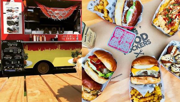El evento tendrá variadas propuestas gastronómicas de los mejores food trucks del Perú, con sabores de cocina de diferentes países en un mismo ambiente. (Fotos: Difusión/ Food Rockers)