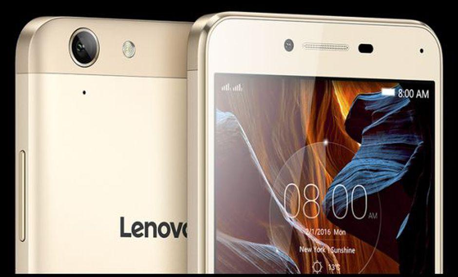 MWC 2016: Lenovo lanza sus nuevos smartphones Vibe K5 y K5 Plus