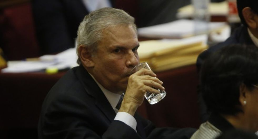 Luis Castañeda Lossio es investigado por presunto lavado de activos, colusión y negociación incompatible. (Foto: GEC)