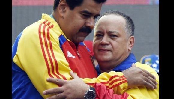 """Chavismo: """"Hablar con la oposición es hablar con la nada"""""""