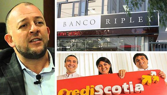 Banco Ripley se jala a gerente general de CrediScotia