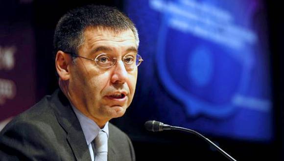 Presidente de Barza respalda a Messi y deja dudas sobre Martino