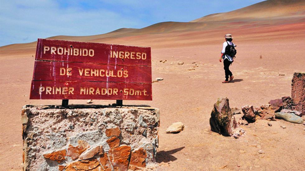 Mira una ruta alternativa y deslumbrante hacia Paracas - 1