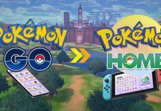 ¿Cómo hacer transferencias desde Pokémon GO a Pokémon HOME?