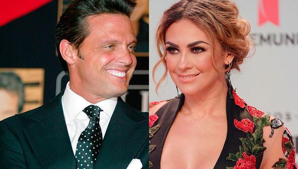 Luis Miguel y Aracely Arámbula era una de las parejas más seguidas por los paparazzis desde que fueron captados juntos en 2005. (Foto: AFP)