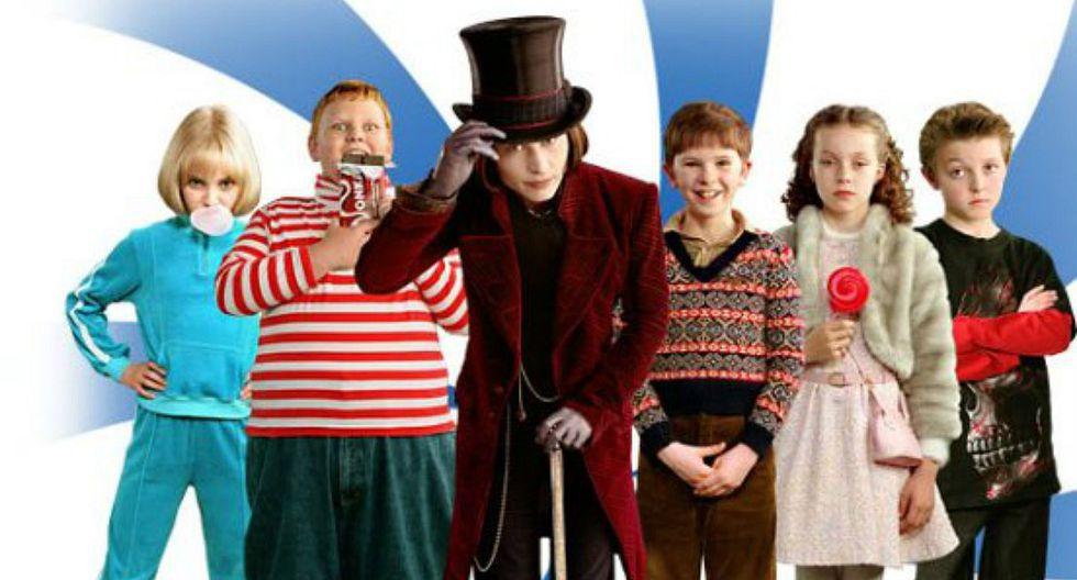 4. Charlie y la fábrica de chocolate: Willy Wonka abre las puertas de su espectacular fábrica de dulces a 5 afortunados niños con ticket dorado. Uno de ellos será Charlie, un humilde niño de gran corazón. (Foto: Difusión)