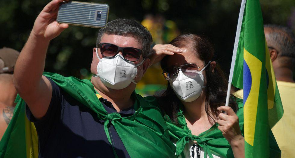 El Gobierno de Brasil busca repatriar a sus ciudadanos varados en Perú, luego decretarse el cierre de fronteras por el coronavirus. (Foto: AFP)