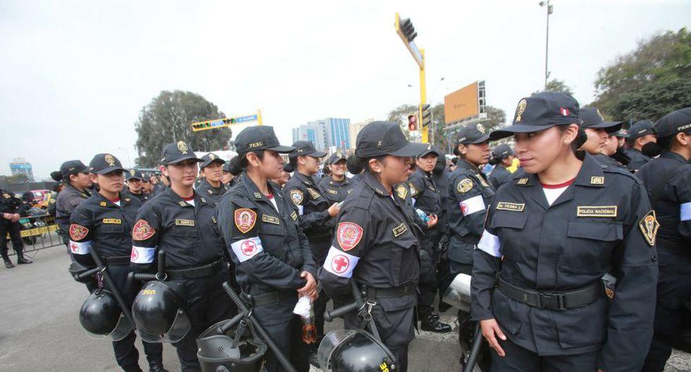 #NiUnaMenos: imágenes de la concentración pre marcha [FOTOS] - 15