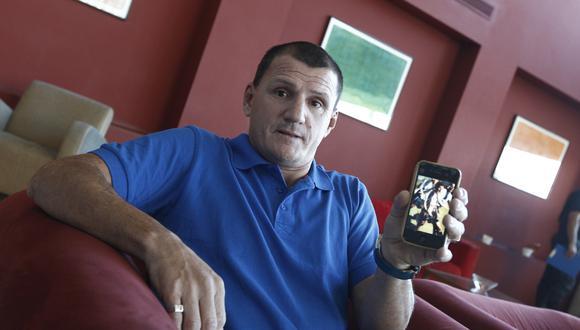 El defensor uruguayo fue parte del comando técnico de Alianza Petrolera, equipo de la liga colombiana. (Foto: GEC).