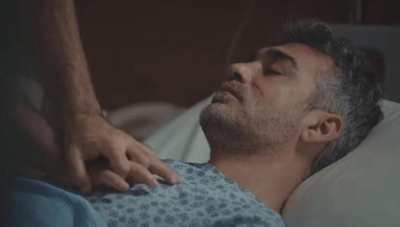 La muerte de Sarp, el esposo de Bahar. (Foto: MF Yapım)