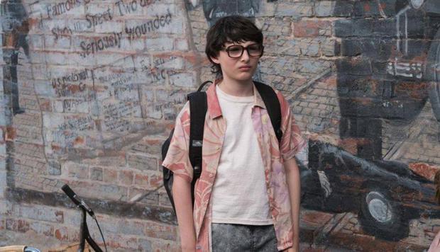 4. FINN WOLFHARD, 14 YEARS OLD - RICHIE TOZIER (Photo: It / Warner Bros.)