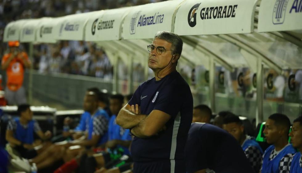 Pablo Bengoechea quedó contento con algunas acciones individuales, pero no con el resultado ante Millonarios (Foto: GEC)